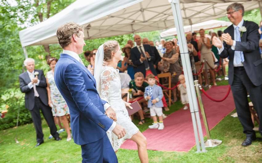 Bruiloften en partijen