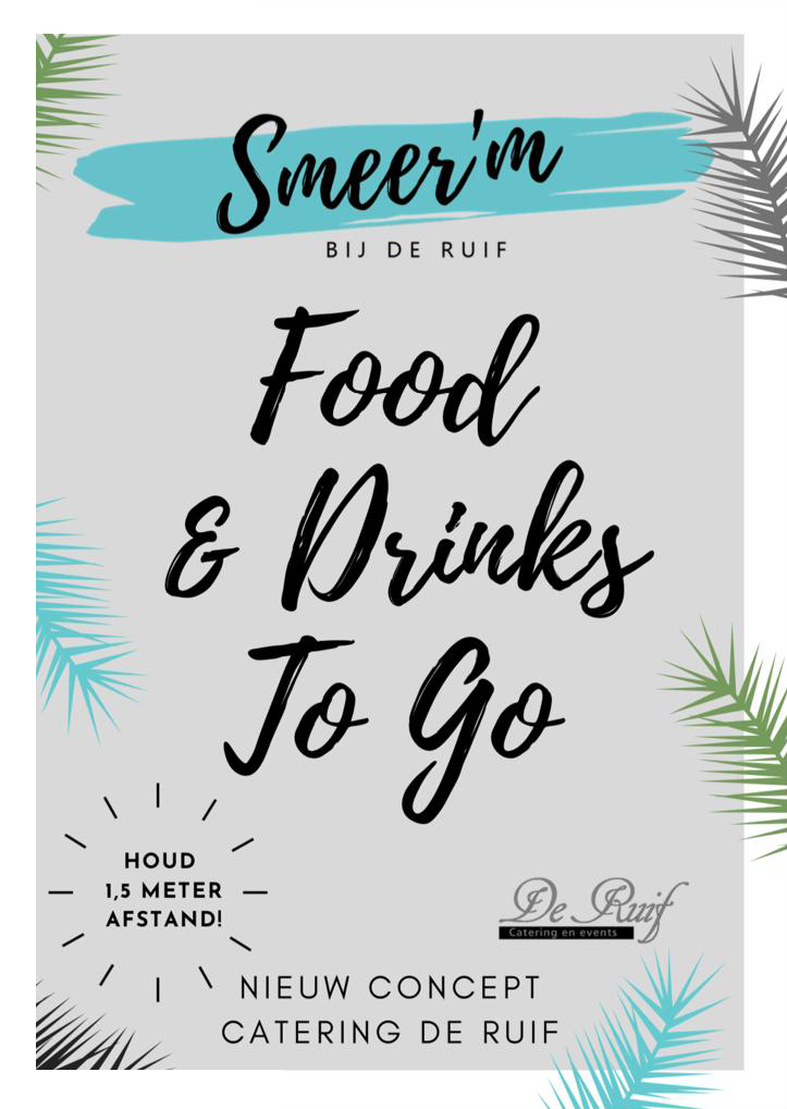 Food & Drinks to go